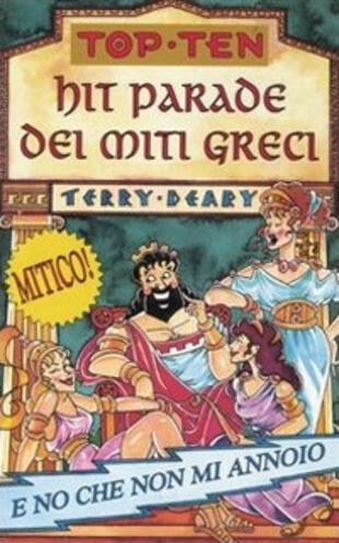 copertina Hit parade dei miti greci