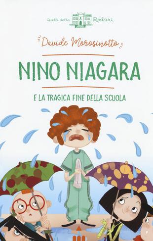 copertina Nino Niagara e la tragica fine della scuola
