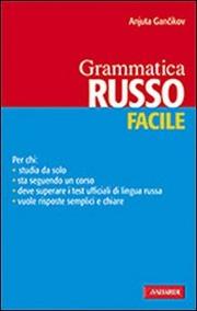 Russo facile. Grammatica