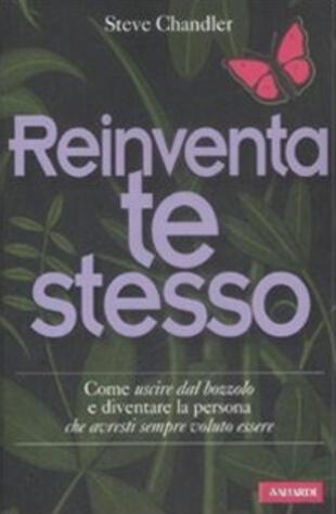 copertina REINVENTA TE STESSO