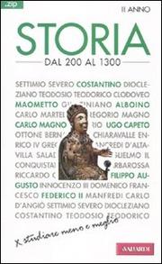 Storia. Dal 200 al 1300