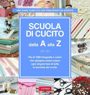 copertina Scuola di cucito dalla A alla Z