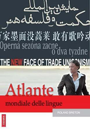 copertina Atlante mondiale delle lingue