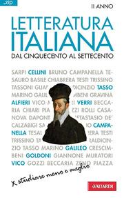 (pdf) Letteratura italiana. Dal Cinquecento al Settecento