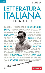 (pdf) Letteratura italiana. Il Novecento