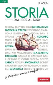 (pdf) Storia. Dal 1300 al 1650