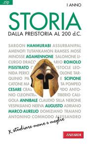 (pdf) Storia. Dalla preistoria al 200 d.C.