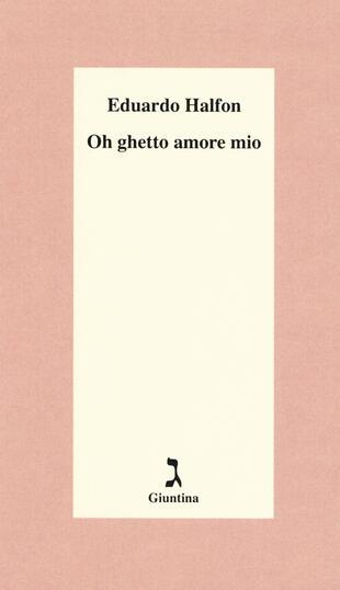 copertina Oh ghetto amore mio