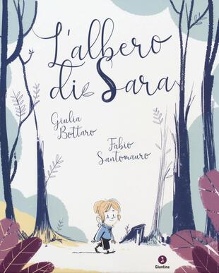copertina L'albero di Sara