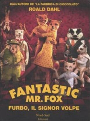 copertina Fantastic Mr. Fox