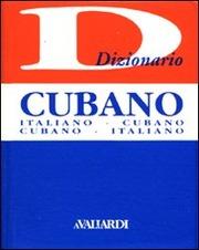 Dizionario cubano tascabile