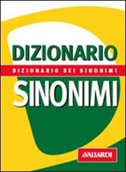 Dizionario sinonimi tascabile