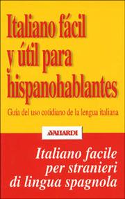 Italiano facile. In spagnolo
