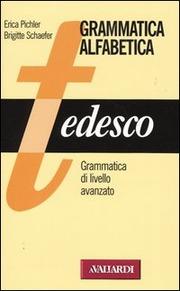 Tedesco. Grammatica alfabetica
