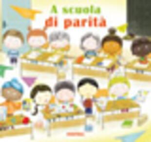 copertina A scuola di parità