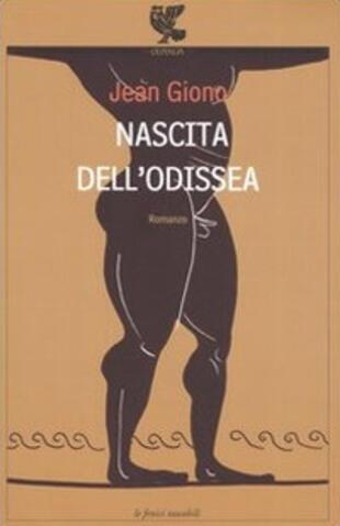copertina Nascita dell'Odissea