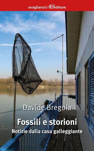 copertina Fossili e storioni