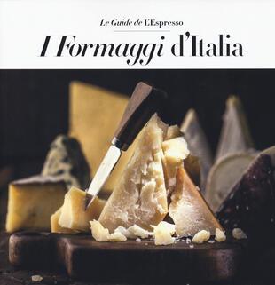 copertina I formaggi d'Italia
