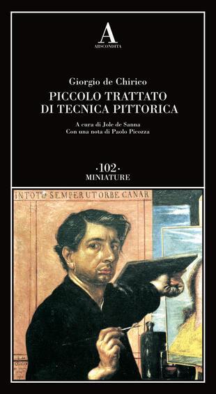 copertina Piccolo trattato di tecnica pittorica
