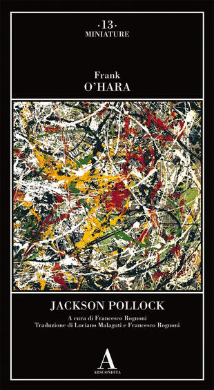 copertina Jackson Pollock