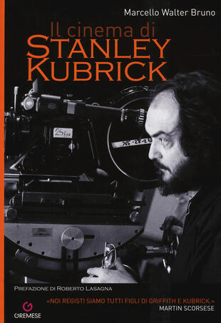 copertina Il cinema di Stanley Kubrick