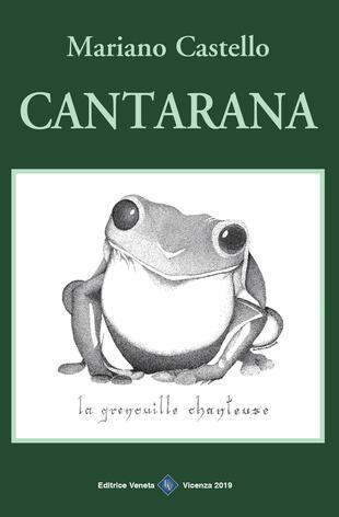copertina Cantarana