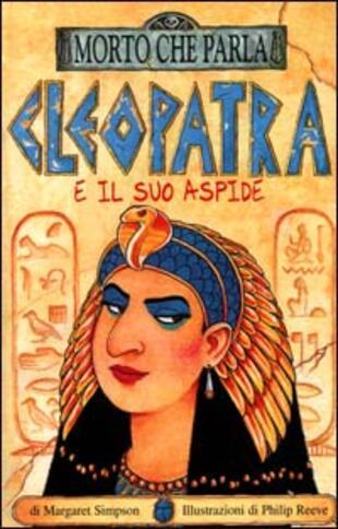 copertina Cleopatra e il suo aspide