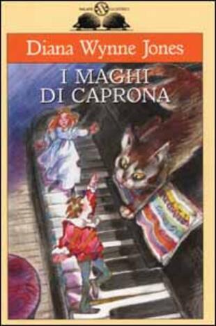 copertina I maghi di Caprona