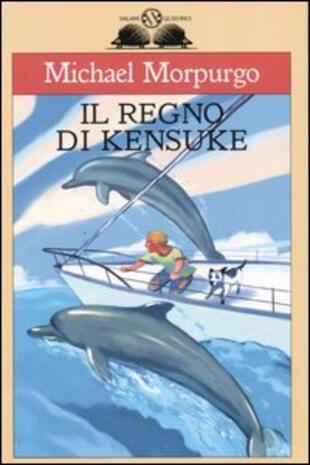 copertina Il regno di Kensuke