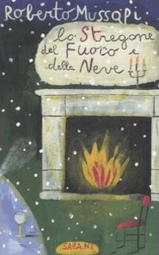 copertina Lo stregone del fuoco e della neve