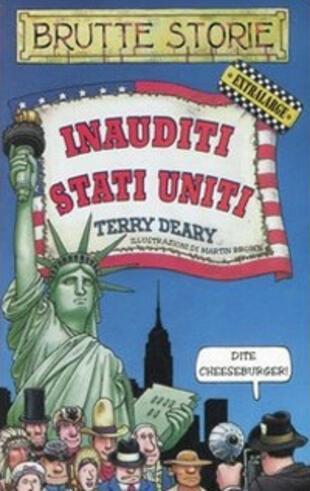 copertina Inauditi Stati Uniti
