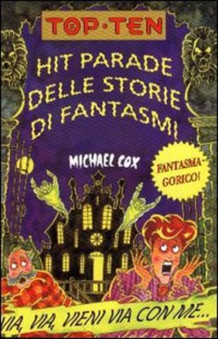 copertina Hit parade delle storie di fantasmi