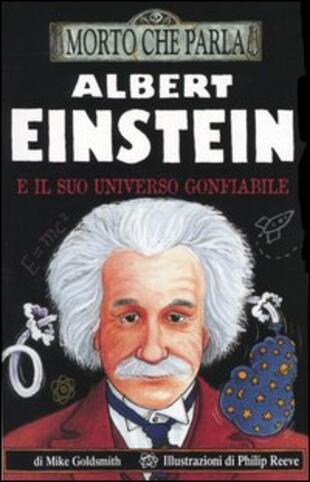 copertina Einstein e il suo universo gonfiabile