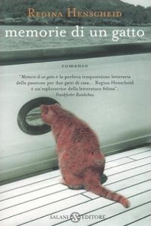 copertina Memorie di un gatto