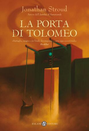 copertina La Porta di Tolomeo