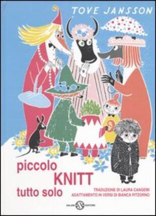 copertina Piccolo Knitt tutto solo