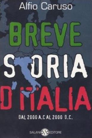copertina Breve storia d'Italia