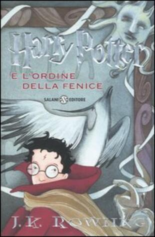 copertina Harry Potter e l'Ordine della Fenice