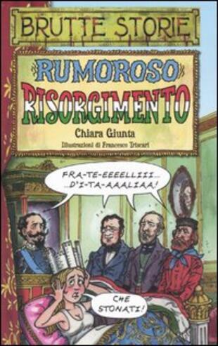 copertina Rumoroso Risorgimento