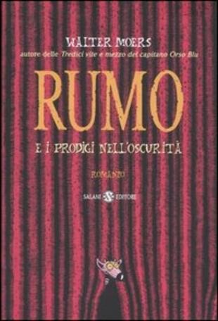 copertina Rumo e i prodigi nell'oscurità