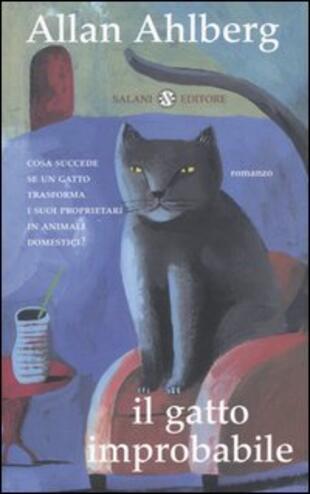 copertina Il gatto improbabile