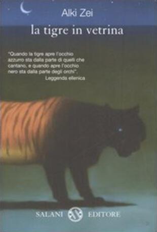 copertina La tigre in vetrina