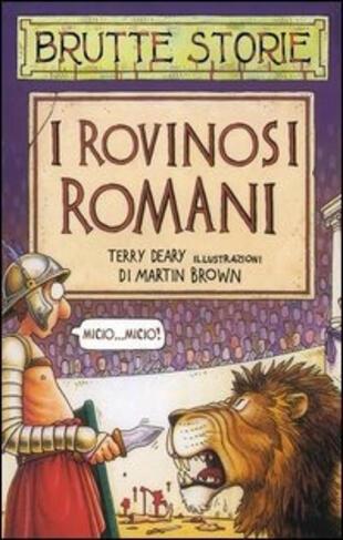 copertina I rovinosi romani