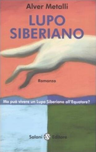 copertina Lupo siberiano