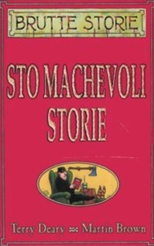 copertina Stomachevoli storie