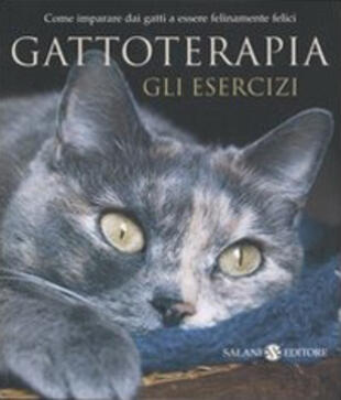 copertina Gattoterapia