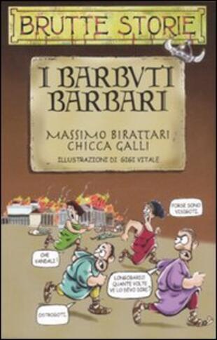 copertina I barbuti barbari