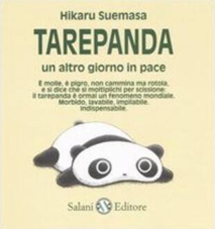 copertina Tarepanda