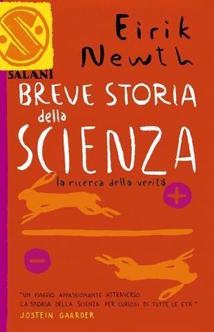 copertina Breve storia della scienza