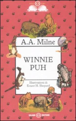 copertina Winnie Puh